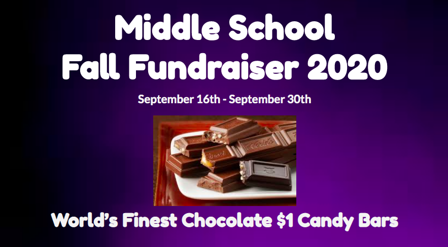 ECPMS FALL FUNDRAISER - Sept. 16th-30th