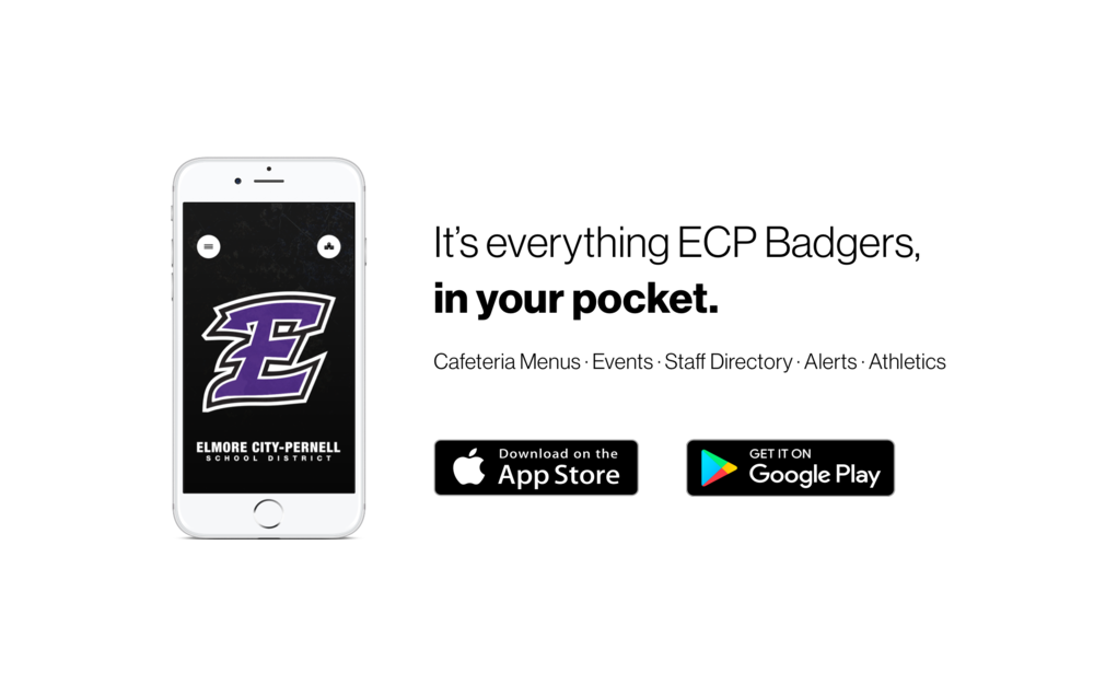 New Mobile App Available! Search ECP Badgers