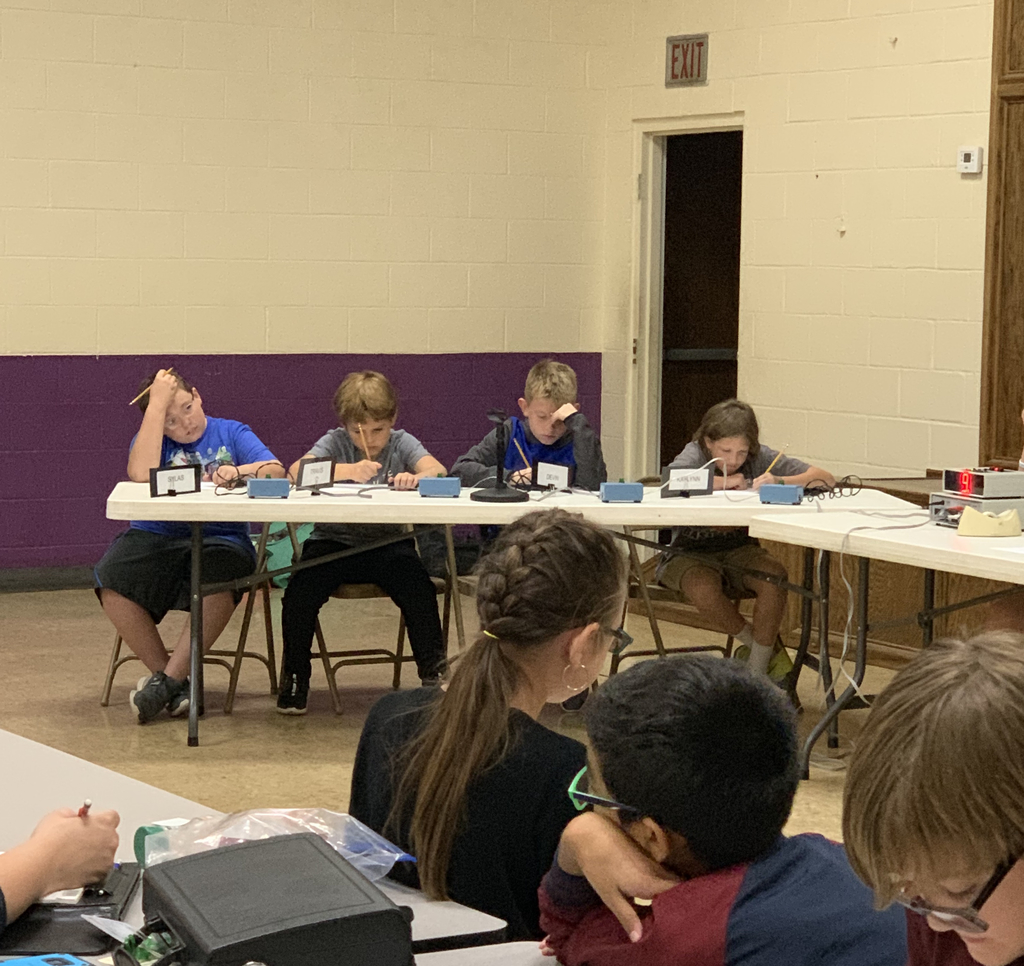 5th Grade Academic Team